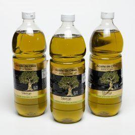 Aceite de Oliva Sleman Plástico