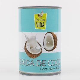 Bebida de Coco Pura Vida