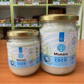 Aceite de Coco Manare